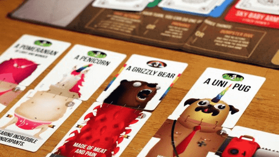 Card-Game-9-Bears-vs-Babies