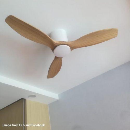 #10. Eco-Airx DC Ceiling Fan