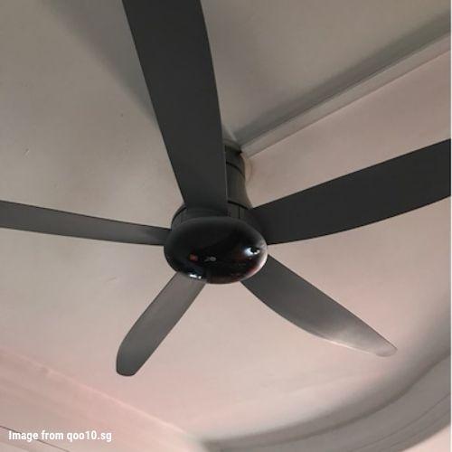 #12. KDK T60AW DC Motor Ceiling Fan