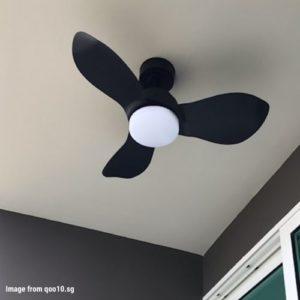 #16. AMASCO Fanta 46 Inches DC Motor Ceiling Fan