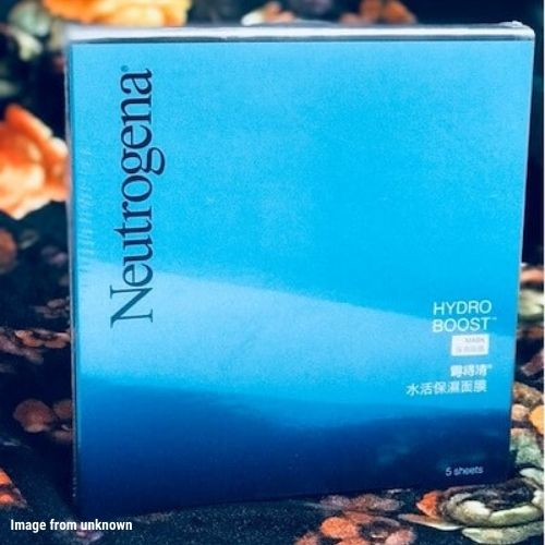 #20. Neutrogena Hydro Boost Mask