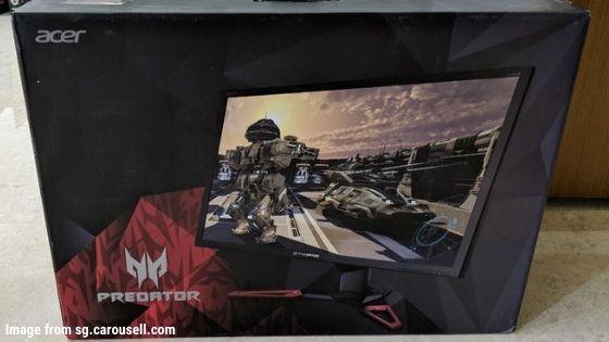 #12. Acer Predator XB281HK 28 Ultra HD 4K