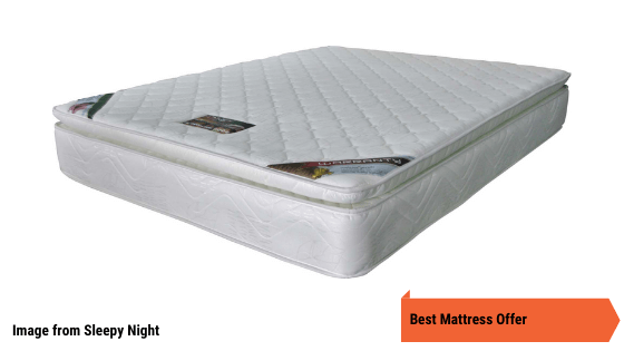 Sleepy Night Mattress Hotel Limited Edition review