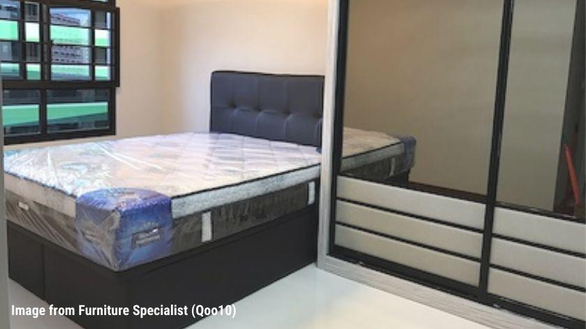 Alice Storage Bed Frame