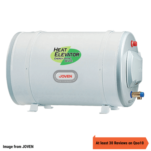Joven Storage Water Heater 35L Horizontal