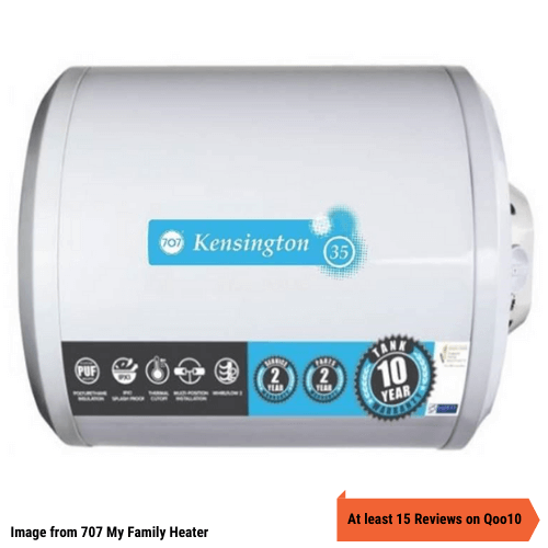 Kensington Horizontal Storage Water Heater