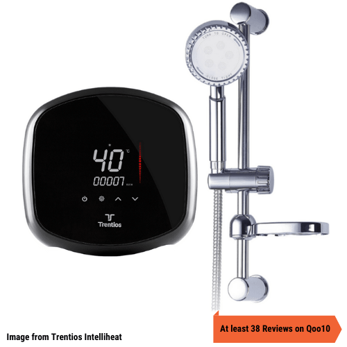Trentios IntelliHeat Smart Instant Water Heater