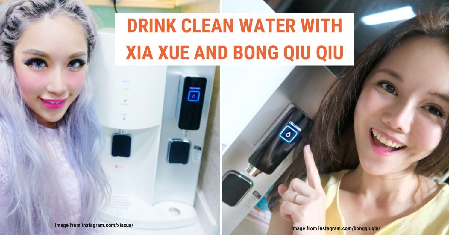 best water dispenser in Singapore