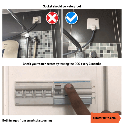 how to maintain your instant water heater